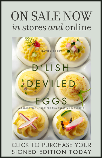 D'Lish Deviled Eggs